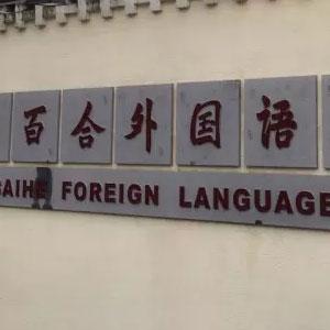 深圳市百合外国语学校——全民抢报名